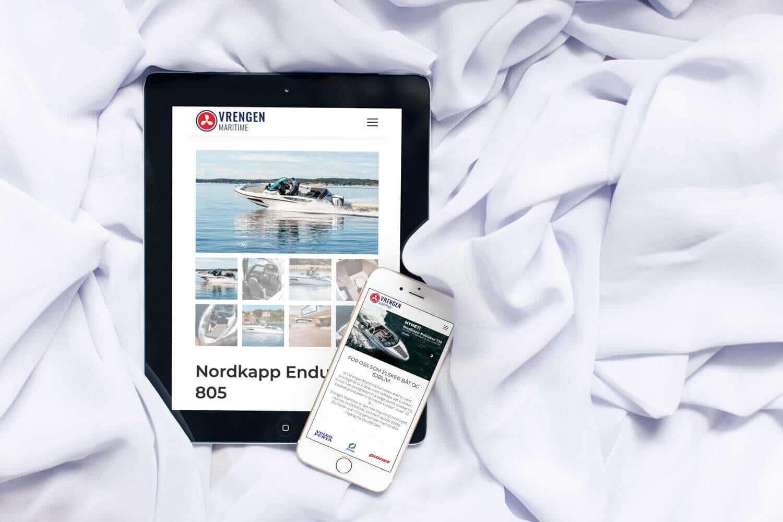 Bestill din båt fra hjemmesiden
