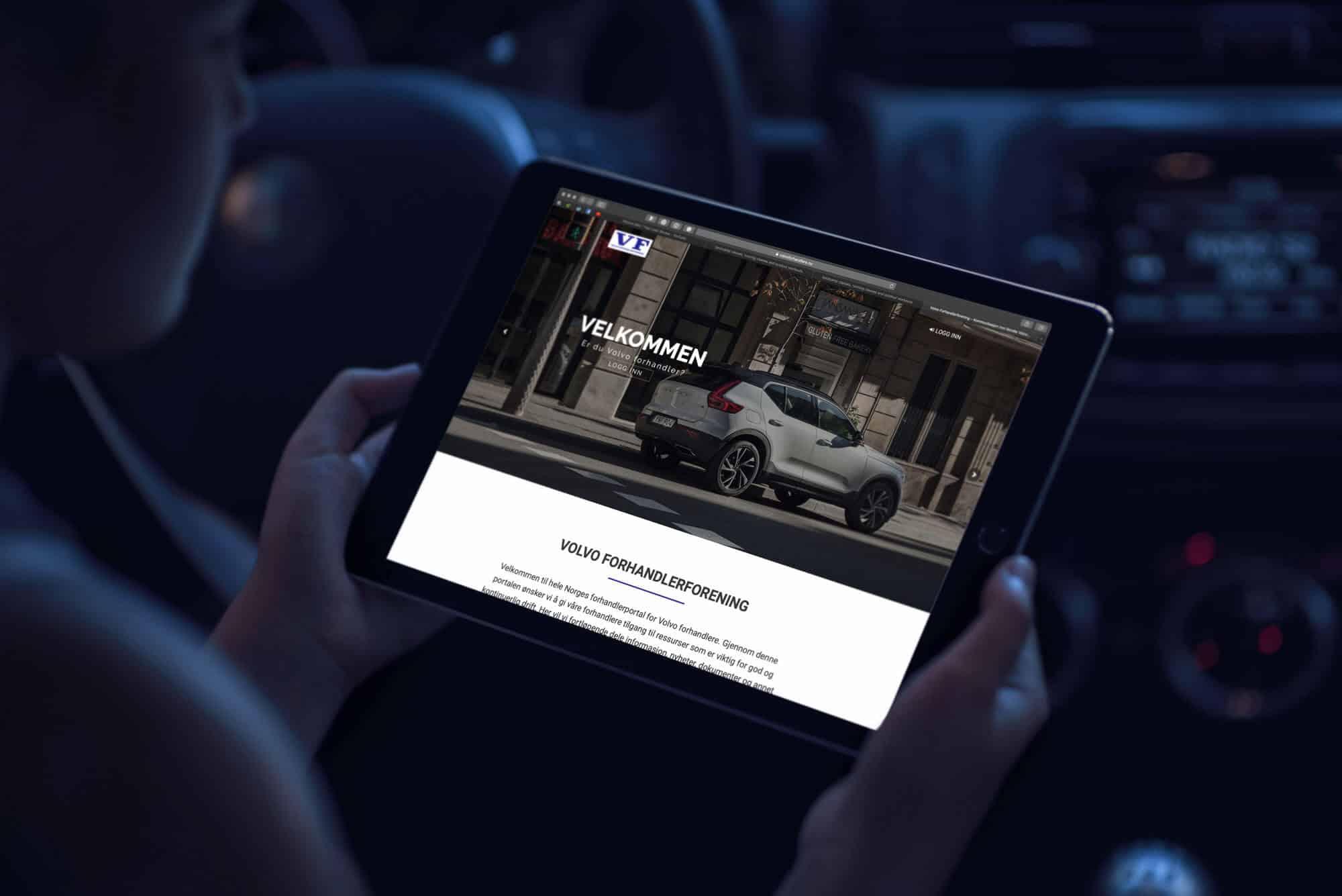 Volvo forhandlerforening